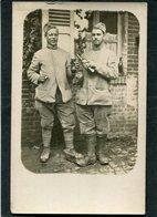 Carte Photo - Militaires - Weltkrieg 1914-18