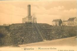 Belgique - Waterloo - Monument Gordon - Waterloo