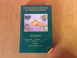 Catalogue Officiel Belgique 1996 Superbe - België