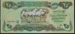 IRAQ P72b 25 DINAR  1982 UNC. - Iraq