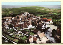 X71036 MONT St Saint VINCENT Saone-Loire Alt 610m VUE GENERALE AERIENNE CPSM 1950s ¤ Photo Véritable COMBIER - France