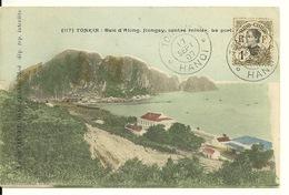 TONKIN / BAIE D'ALONG - HONGAY - CENTRE MINIER - LE PORT - Vietnam