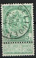 56  Obl  Gelinden  + 15 - 1893-1907 Coat Of Arms