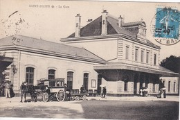 Saint Dizier La Gare - Saint Dizier