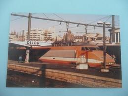 DIJON - TGV - Photo De La Gare De Dijon - Dijon