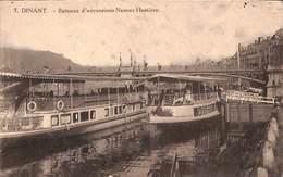 Dinant - Bateaux D'excursions Namur-Hastière (SD 1920) - Dinant