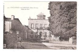 Coulonges-sur-l'Autize (79 - Deux-Sèvres ) Hôtel De Ville - Coulonges-sur-l'Autize
