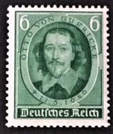 1936 250.Todestag Gueriches Mi. 608**) - Germania