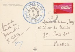 PHILATELIE POLAIRE  NORVEGE  1967  ARCTIQUE - Polar Philately