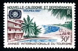 NOUV.-CALEDONIE 1967 - Yv. 339 *   Cote= 6,00 EUR - Année Internationale Du Tourisme  ..Réf.NCE25065 - Nouvelle-Calédonie