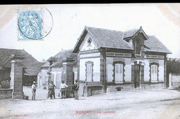 MERGEY LA LAITERIE - Francia