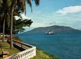CPM - HELL-VILLE NOSSI-BE - Vue Sur L'île De NOSSI-KOMBA  ... - Madagascar