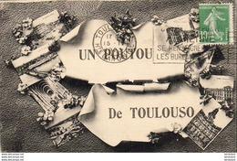 D31  UN POUTOU DE TOULOUSO - Toulouse