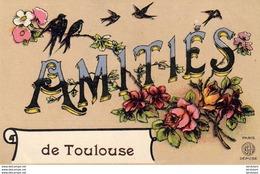 D31  AMITIES DE TOULOUSE - Toulouse
