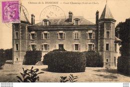 D41  BIJOURIE  Château De La BIJOURIE- Cour Cheverny  ..... - Frankrijk