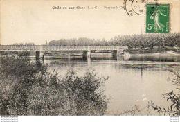 D41  CHATRES- SUR- CHER  Pont Sur Le Cher   ..... - Frankrijk