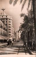 CPSM - ALICANTE - ESPLANADE D'ESPAGNE ... - Alicante