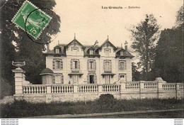 D41  LES GROUETS  Bellevue  ..... - Frankrijk