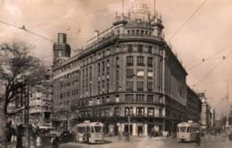 "CPSM - MADRID - HOTEL ""NACIONAL""... (tramway) - Madrid"