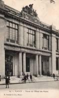 CPA - NANCY - Façade HOTEL Des POSTES …  - Edition H.Farnier Cie - Nancy