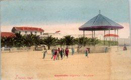 AFRIQUE - Algerie - Guyotville - La Place - Other Cities