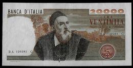 Italy 20000 Lire 1975 Tiziano XF - [ 2] 1946-… : Repubblica