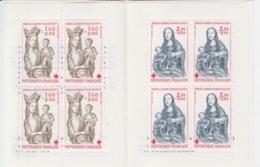 Carnet Croix Rouge 1983 (N° 2295a Vierge De Baillon, 2296a Vierge De Genainville), Neuf Sans Traces - Rode Kruis