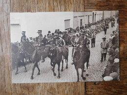 Gendarmerie Belgique  Vers 1920 Lier Pallieter-Ommegang - Uniformes