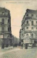 34 - Montpellier - Entrée De La Grand Rue - Animée - Voir Scans Recto-Verso - Montpellier