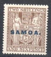 Western Samoa Mh * 1922 22 Euros - Samoa
