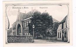 D-10195   ROTENBURG : Hauptschule - Rotenburg (Wuemme)