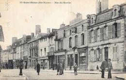 52 HAUTE MARNE ST DIZIER RUE DU MARCHE - Saint Dizier