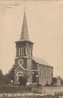 Hannut - Tourinne-la-Chaussée - L'Eglise - 2 Scans - Hannuit