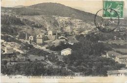 30. ALAIS.   MINES DE ROCHEBELLE - Alès