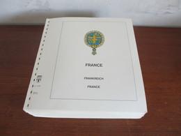 JEU DE FEUILLES LINDNER T FRANCE 1980 à 2002 + CARNETS VOIR SCANS - Albums & Reliures