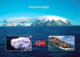 Subantarctic Bouvet Island New Postcard Bouvetinsel - Norvège