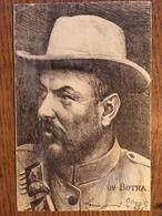 CPA, Illustrateur Orens, Général SUD AFRICAIN BOTHA, 1902, - Orens