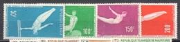 Niger Mnh ** 9 Euros 1970 Olympics - Niger (1960-...)