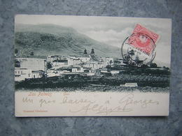 LAS PALMAS - GUIA - La Palma
