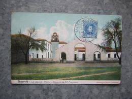 TENERIFE - LA LAGUNA - PLAZA Y CONVENTO DE SN FRANCISCO - Tenerife