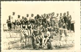 ARBE RAB BADEGAESTE BEI BADEORT 1930.  Foto Zaza - Croatia