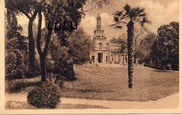 DEPT 16 : édit. Cim : Cognac L'hôtel De Ville Et Le Jardin Public - Cognac