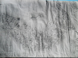 Soria Plano Ruinas Numancia - Soria