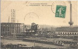 CPA Tucquenieux Mine De La Marine - Francia