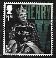 GB 2018 THE OLD VIC ANNIV HENRY V  HV - 1952-.... (Elizabeth II)