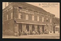 WESTERLOO  HOTEL DE L'ANCRE  Vve COOMANS & FILS - Westerlo