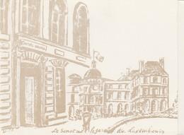 REMIREMONT CARTE DE CORRESPONDANCE CHRISTIAN PONCELET - Remiremont