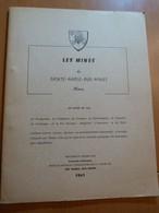 Les Mines De Sainte-Marie-aux-Mines Alsace. 1965 - Books, Magazines, Comics