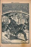 """Le Roi Des Boxeurs N°164 1935 """"En Gare De Kumamoto"""" José Moselli - Adventure"""