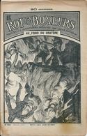 """Le Roi Des Boxeurs N°163 1935 """"Au Fond Du Cratère"""" José Moselli - Aventure"""